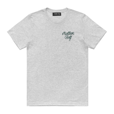 RYE EMBROIDERED TEE