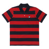 Striped Cod Shirt - Malbon Golf