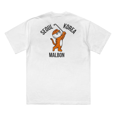 Tiger Buckets (YOUTH) T-Shirt - Malbon Golf