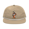 Tiger Buckets Rope Hat