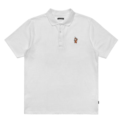 Tiger Buckets Classic Polo - Malbon Golf