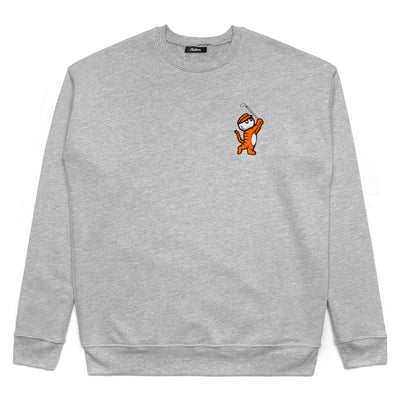 Tiger Buckets Crewneck - Malbon Golf