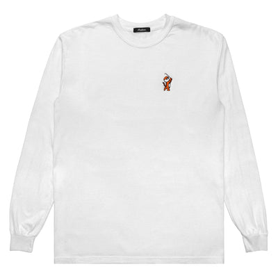Tiger Buckets L/S T-Shirt - Malbon Golf