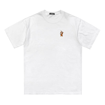 Tiger Buckets T-Shirt - Malbon Golf