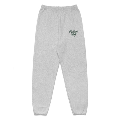 ZOYSIA EMBROIDERED SWEATPANTS