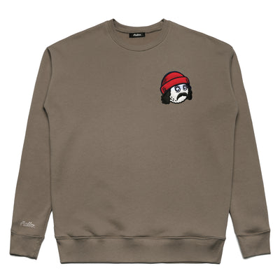 Cheech Buckets Crewneck - Malbon Golf