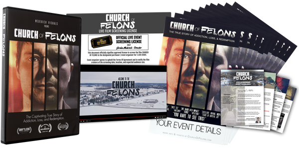 Church Of Felons - Digital Event Bundle