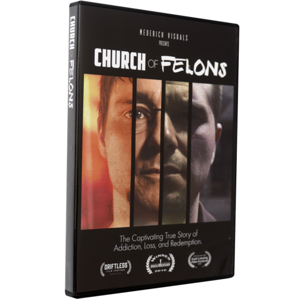 Church Of Felons Autographed Limited-Edition DVD