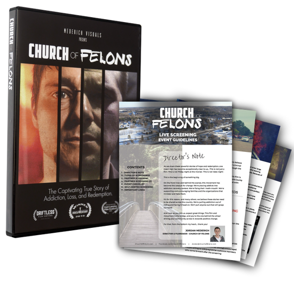 Church Of Felons Digital Evaluation Kit