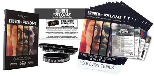 Complete Church Of Felons Screening Kit