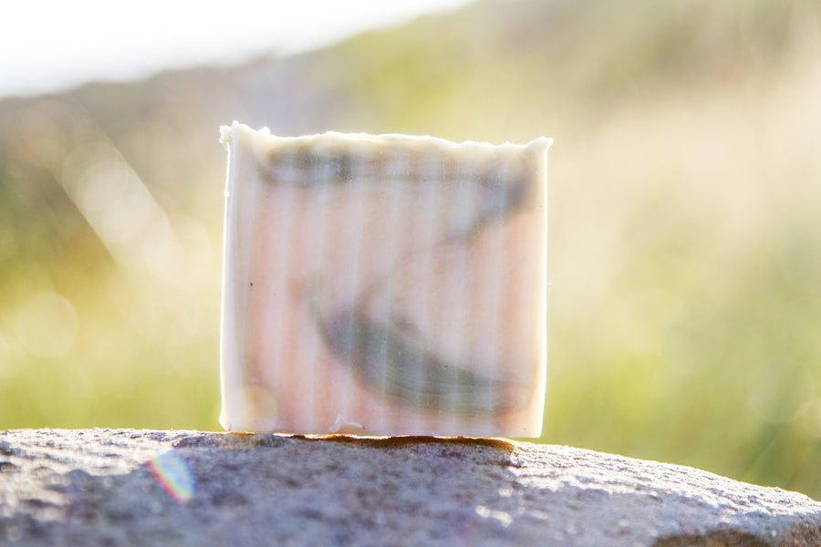 Win a zesty lime & grapefruit soap with Make Space Less Waste!