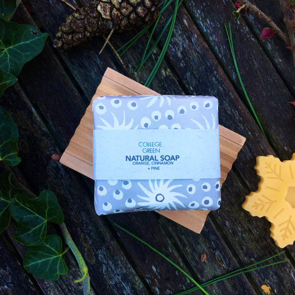 This is the only soap you'll want this festive season (but hurry - there aren't many of them)