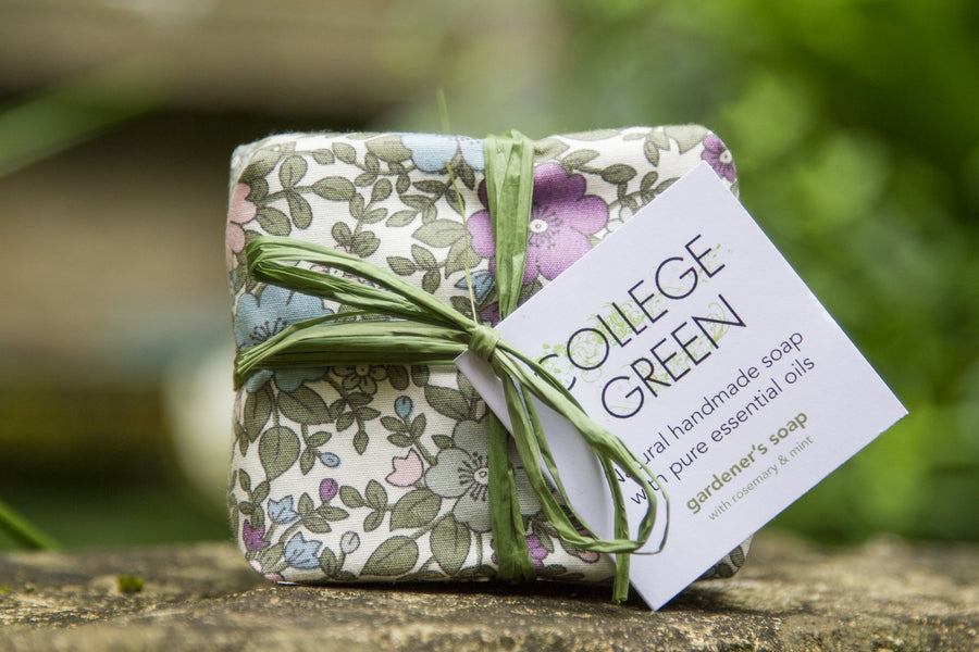 Shopping in Stroud, Gloucester or Tewkesbury today? Natural soap makes a perfect Mother's Day gift!