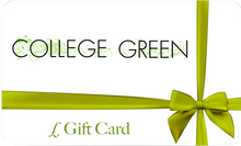 College Green Gift Card
