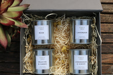 Candle gift box - six candles