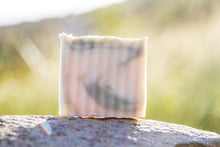 Lime & Grapefruit Soap with green clay