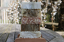 Five wrapped natural soaps for £25