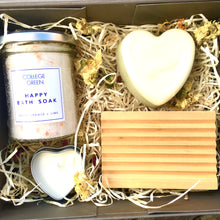 Lime & Grapefruit gift set