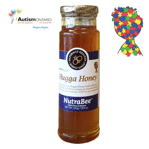Honey For A Cause - Hugga Honey