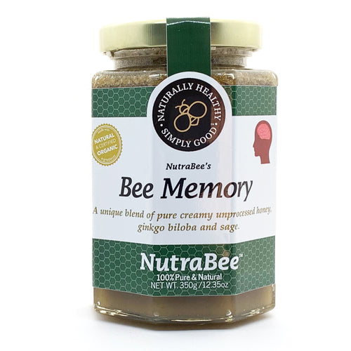Bee Memory Honey