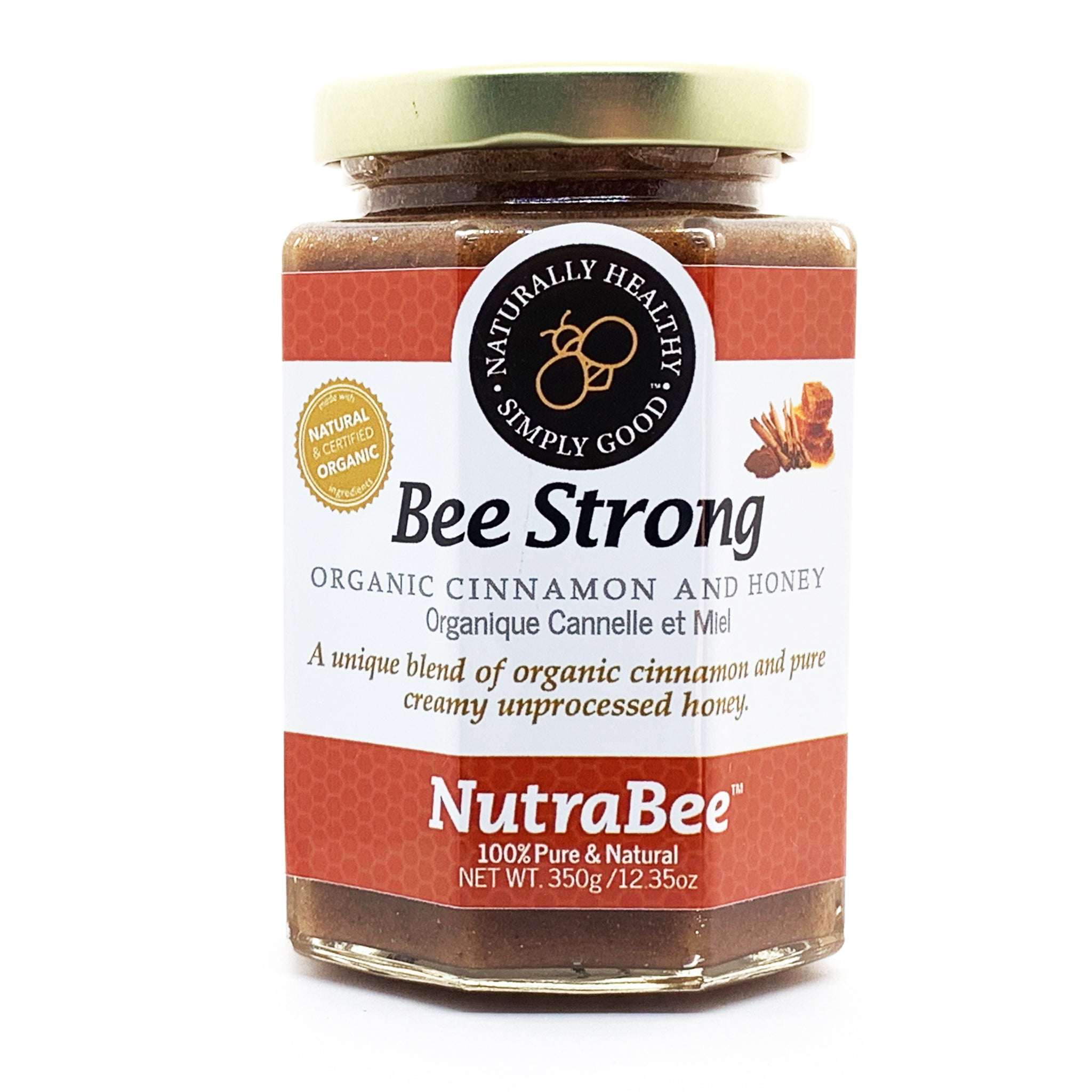 Bee Strong Honey