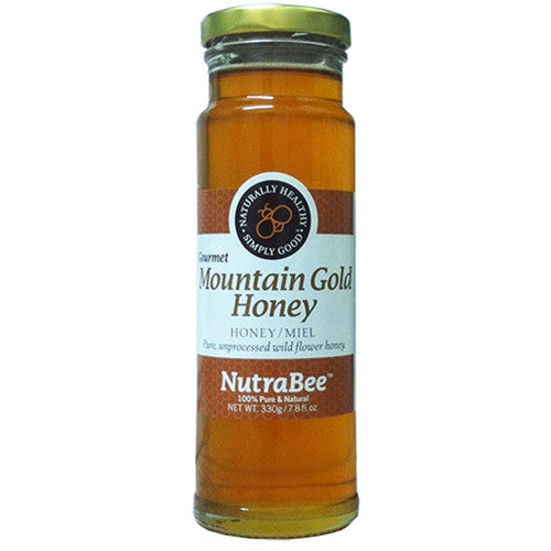 Mountain Gold Wildflower Honey
