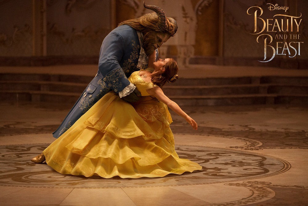 Beauty And The Beast 2017 Disney Movie Emma Watson Poster 6