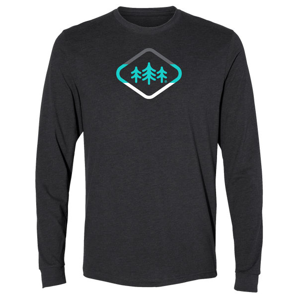 Diamond Pines Sueded Long Sleeve
