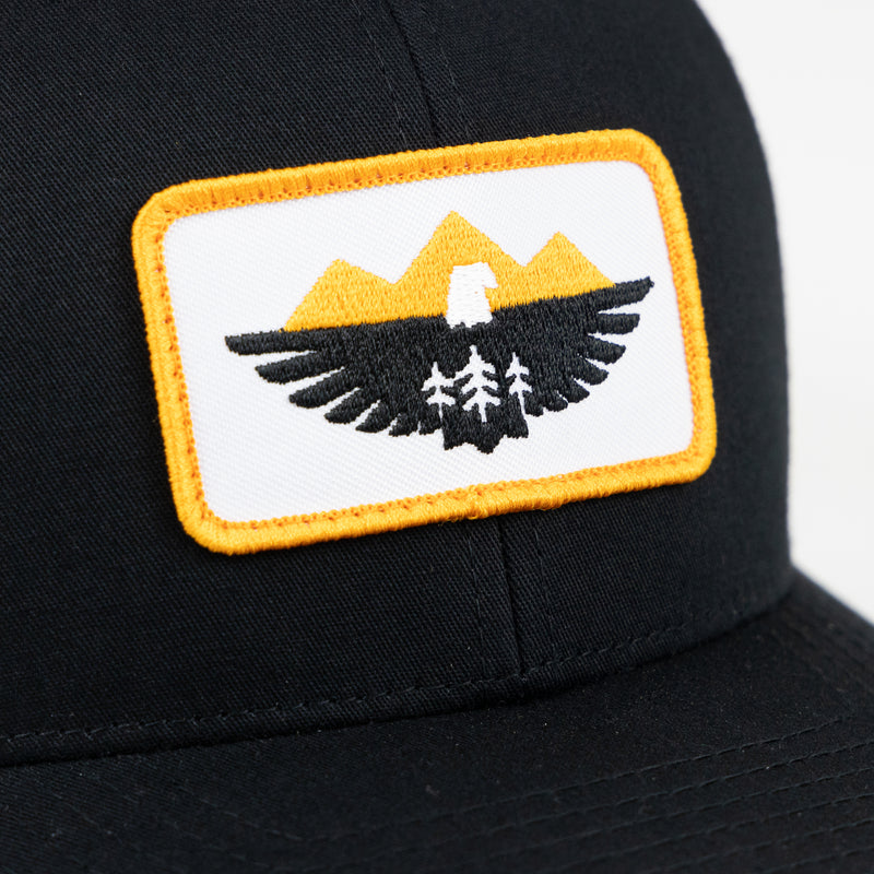 Eagle Patch Trucker Hat