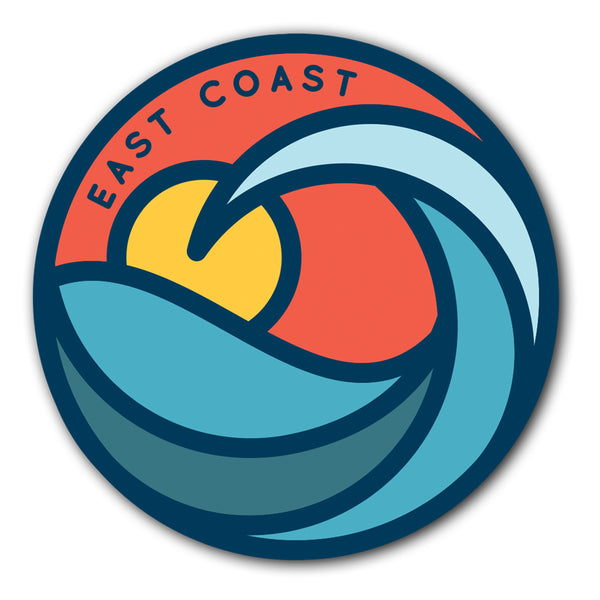 East Coast - Sticker