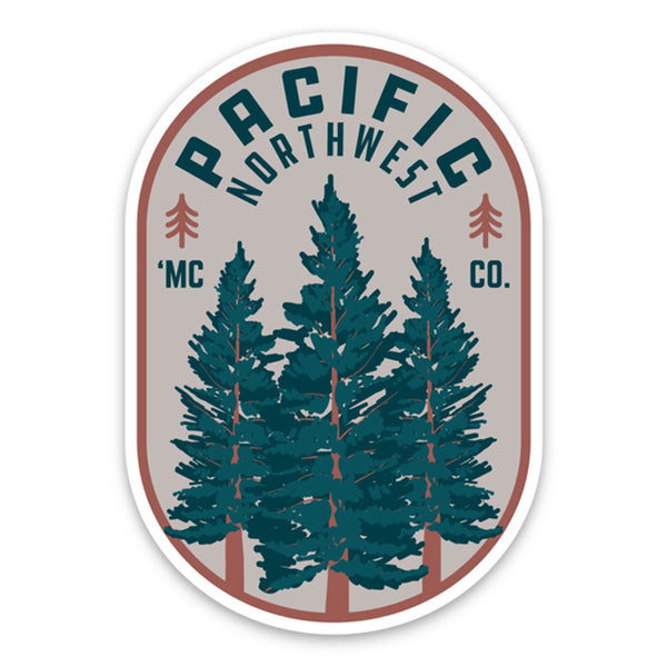 Pacific Northwest - Sticker