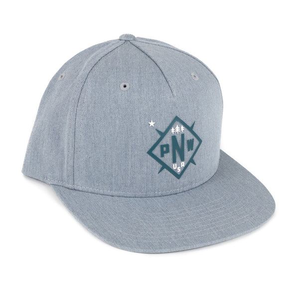Pacific Northwest Flatbill Hat