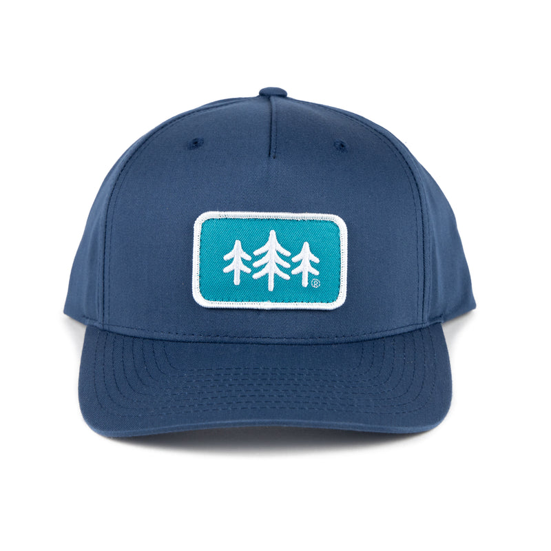 TriPine Patch Baseball Hat