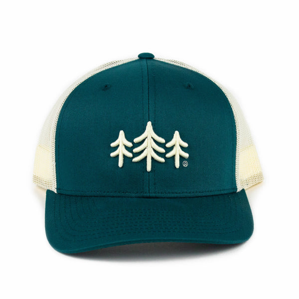 TriPine Trucker Hat