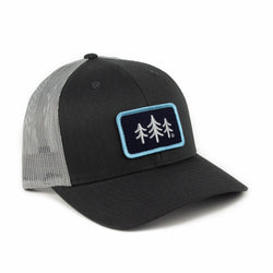 TriPine Patch Trucker Hat