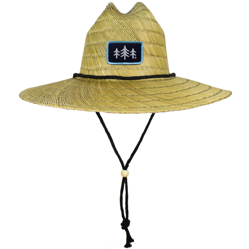 TriPine Patch Sun Hat