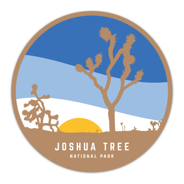 Joshua Tree National Park - Sticker