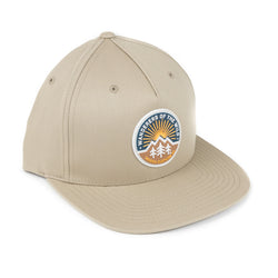 Wanderers of the Wild Patch Flatbill Hat