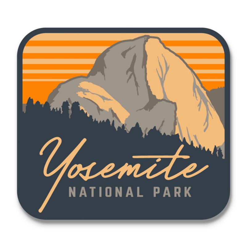 Yosemite National Park - Sticker