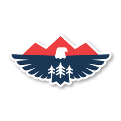 Eagle - Sticker