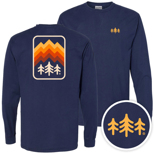 Peaks of Fall Long Sleeve
