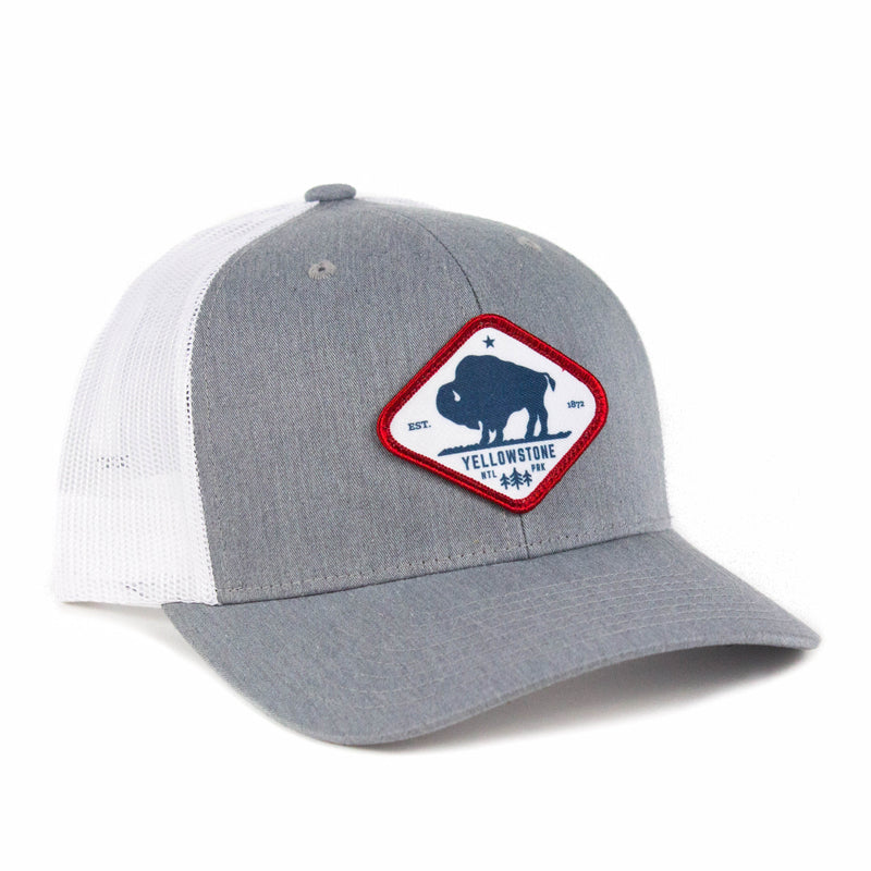 Yellowstone National Park Trucker Hat