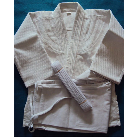 Brazil Judo Jiu Jitsu Gi Thick Uniform Set Clothes  Adult child with belt 100% cotton