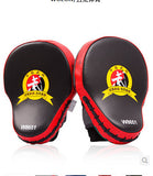 2pcs/lot New Hand Target MMA Focus Punch Pad Boxing Training