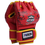 1 Pair MMA Grappling Gloves Half Finger Boxing Gloves Boxing Gloves