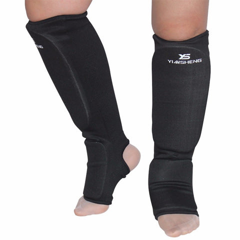 shin guard boxing Leggings Ankle protection MMA Muay thai