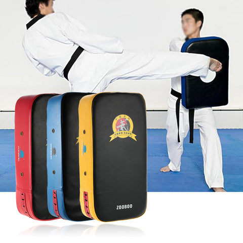 Punching Boxing Pad Rectangle Focus MMA Kicking Strike Power