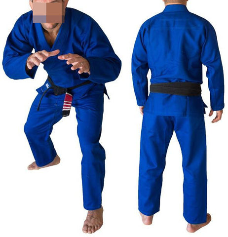 unisex 3colors high quality judo uniforms clothes judogi BJJ training suits jujutsu