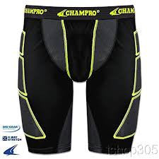 Champro Men's Sliding Shorts