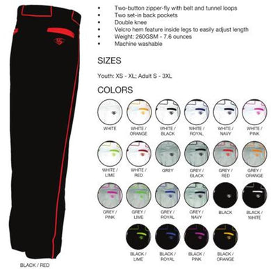 Louisville Stock Ball Pants